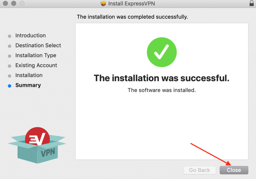 ExpressVPN Installer