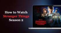 """2 сезон """"Очень странные дела"""" из любой точки мира"""