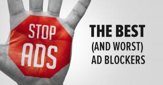 Лучшие (и худшие) блокировщики рекламы (ОБНОВЛЕНО)